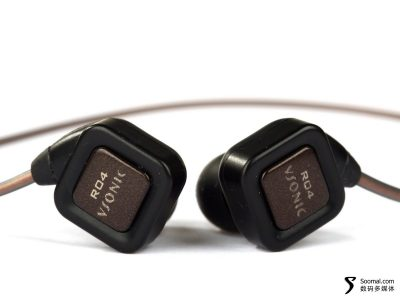 威索尼可VSonic R04入耳式耳机 图集[Soomal]
