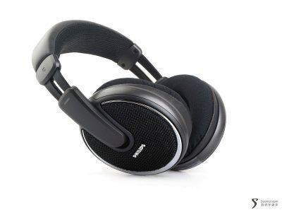 飞利浦 Philips SHP8900 头戴式耳机拆解 图集[Soomal]