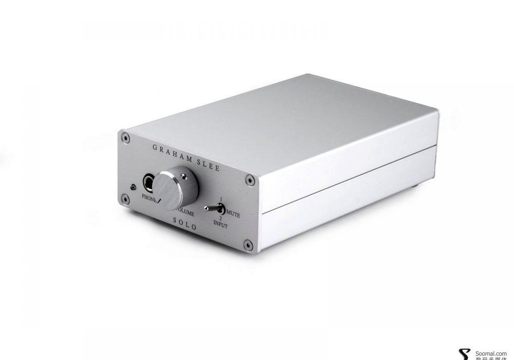 Graham Slee Solo SRG II 耳机放大器