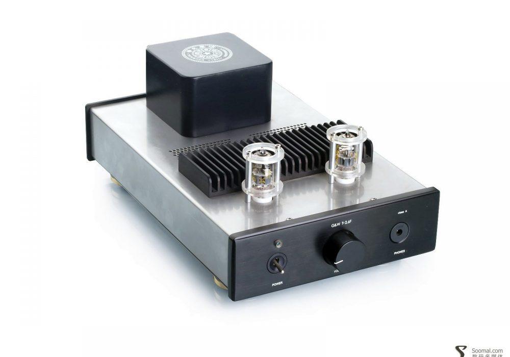 清逸伦 G&W T-2.6F耳机放大器拆解 图集[Soomal]