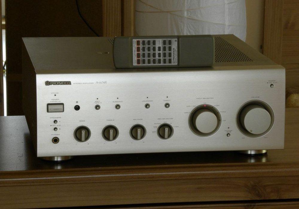 PIONEER A-604R 功率放大器