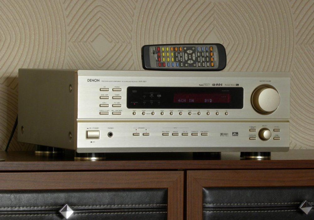 DENON AVR-1801 AV功率放大器
