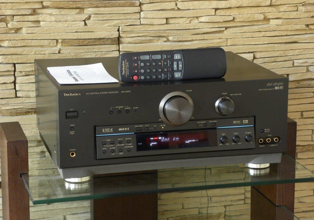 Technics SA-DA10 AV 功率放大器