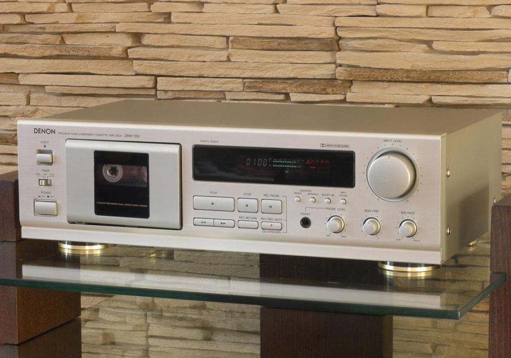 DENON DRM-500 卡座