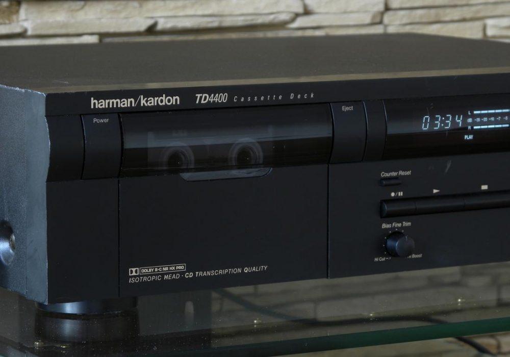 harman/karton TD4400 卡座