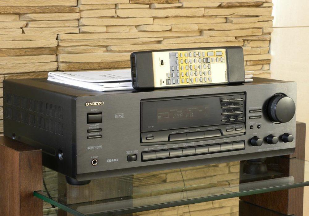 ONKYO TX-SV454 功率放大器