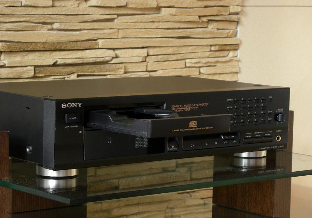 SONY CDP-761 CD播放机