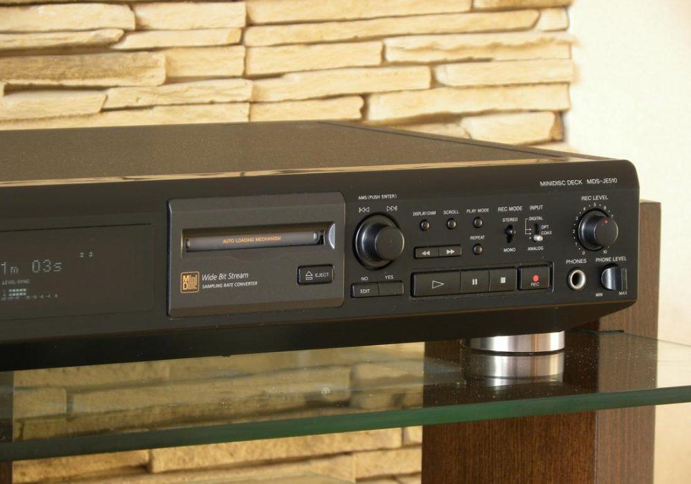 SONY MDS-JE500 MD播放机