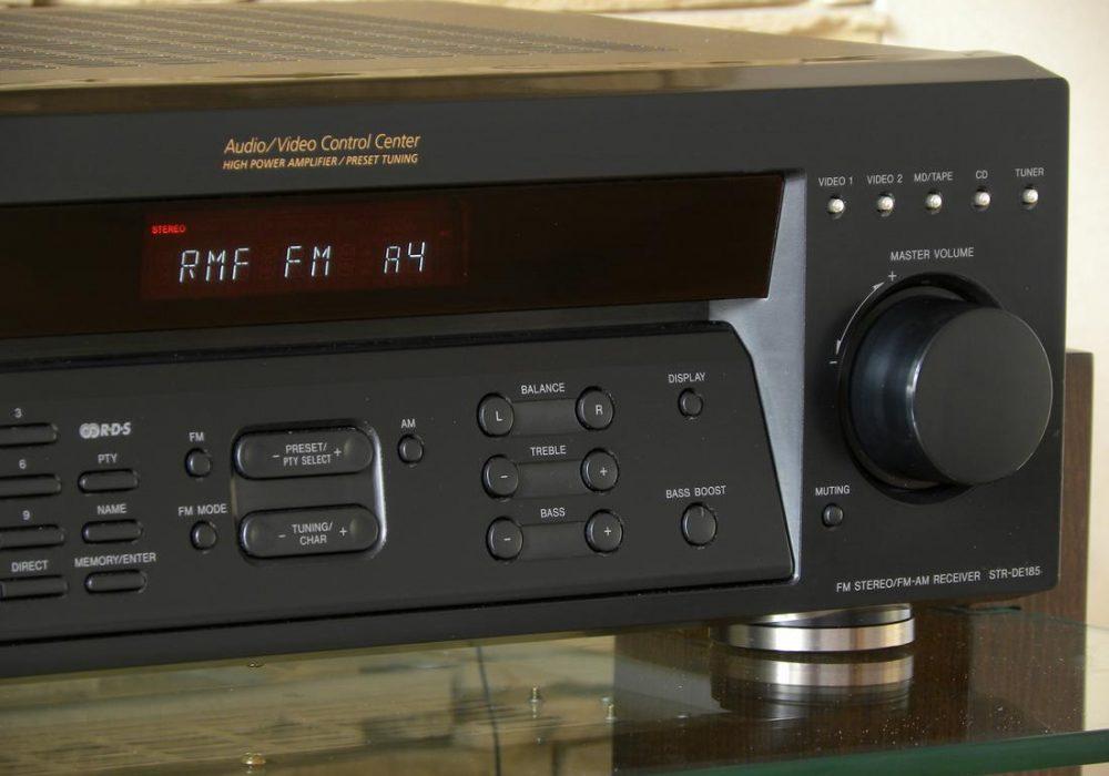 SONY STR-DE185 AV功率放大器