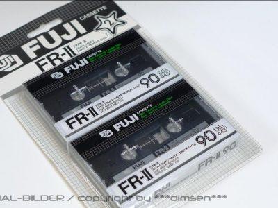 FUJI FR-II C90 空白带