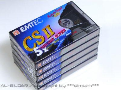 EMTEC CS-II 5-10 空白带