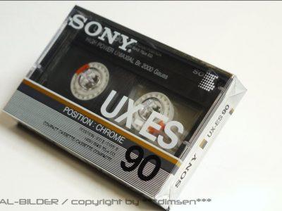 SONY UX-ES90 RAR 空白带
