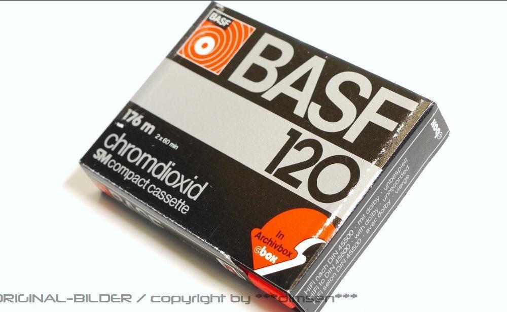 BASF SM 120 空白带