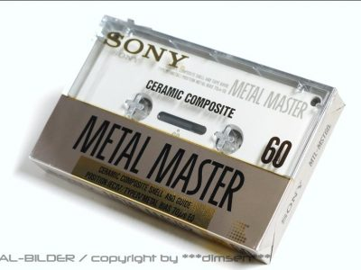 SONY METAL-MASTER 空白带