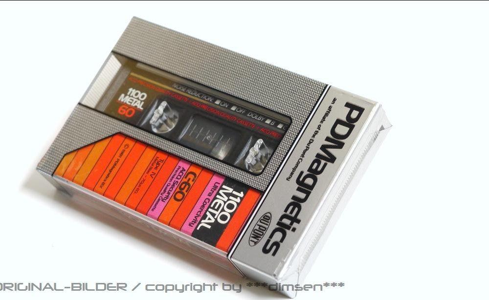 PDM METAL 1100 空白带