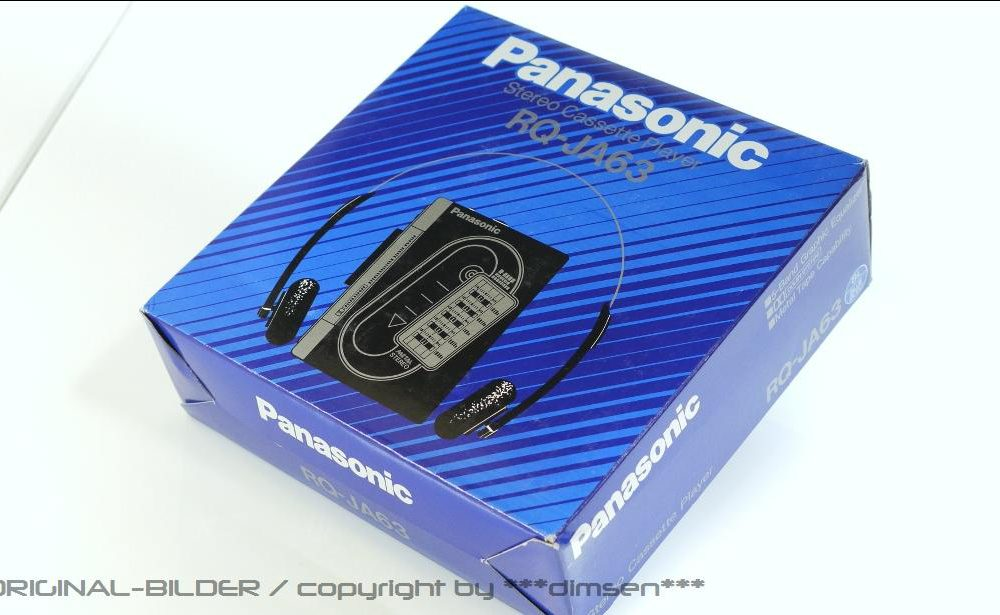 松下 PANASONIC RO-JA63 磁带随身听