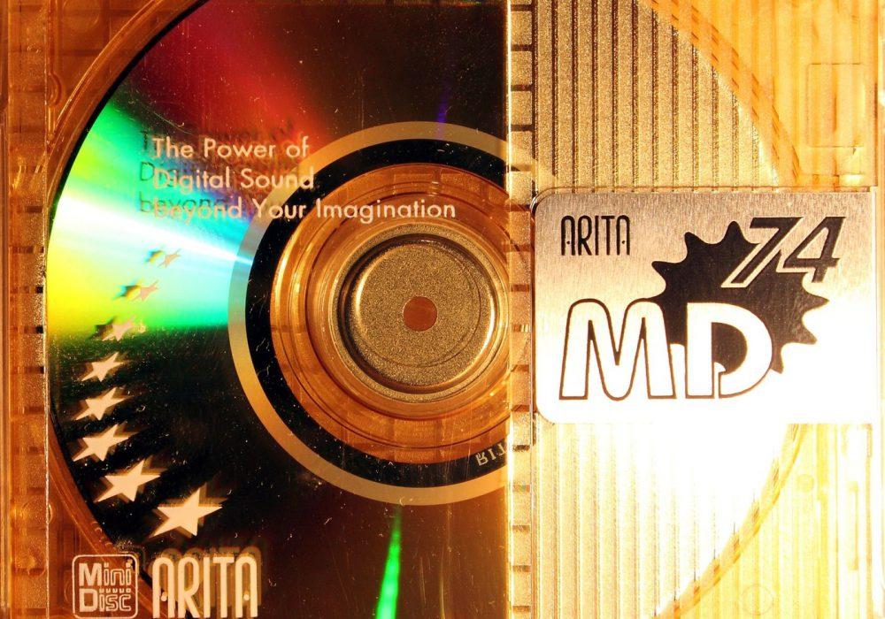 Arita MD74 Minidisc