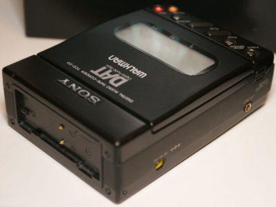 索尼 SONY TCD-D3 DAT随身听