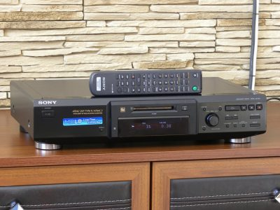 SONY MDS-JE440 MD播放机