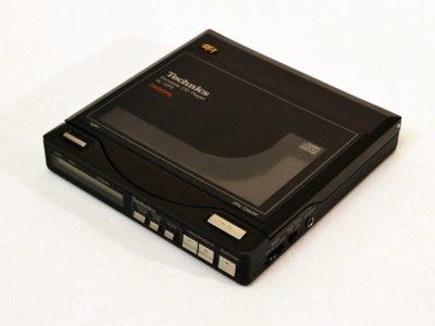 Technics SL-XP5 CD随身听