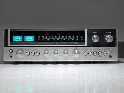 山水 Sansui 9010 FM/AM 收音头