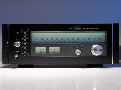 山水 SANSUI TU-9900 收音头