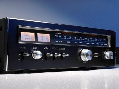 山水 SANSUI TU-5500 FM/AM 收扩机