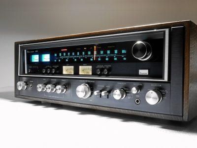 山水 Sansui 890 FM/AM 收扩机