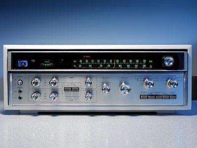 Sansui QRX 3500 4-Channel Receiver