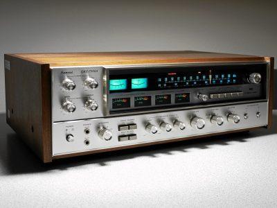 山水 SANSUI QRX-7500 收音头