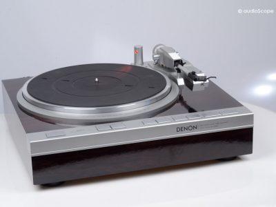 天龙 DENON DP-47F 黑胶唱机