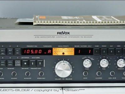 REVOX  B780 FM 接收机