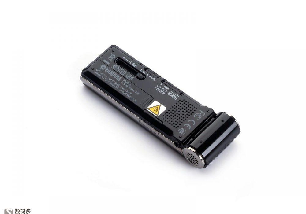 雅马哈 YAMAHA Pocketrak C24 便携录音机拆解 图集[Soomal]