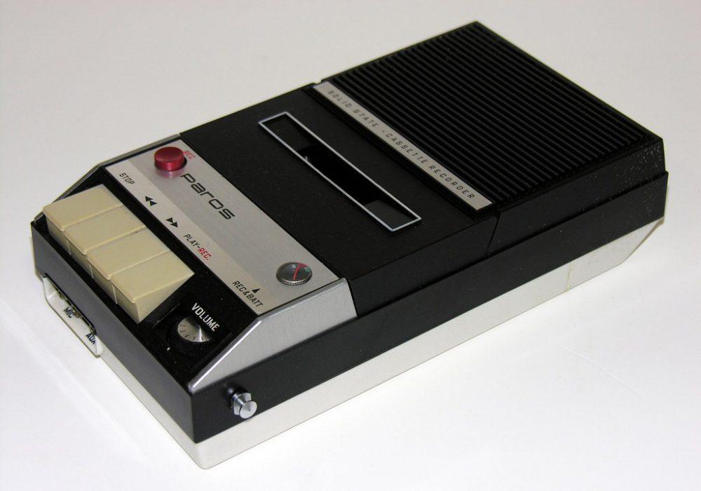 Paros Cassette Recorder