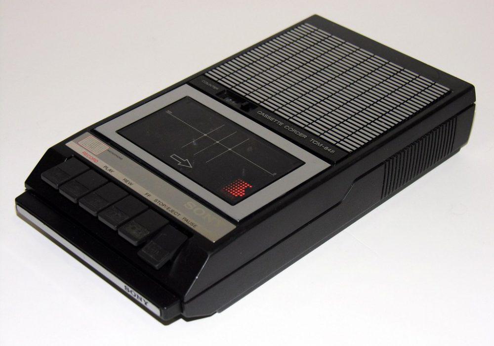 Sony Cassette Recorder