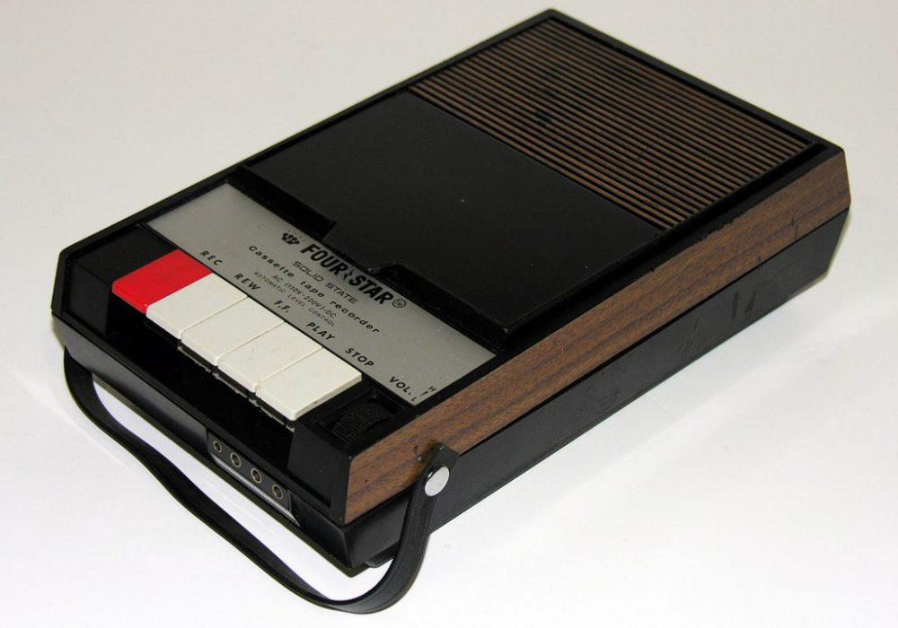 Four Star Cassette Recorder