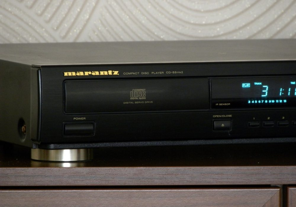 marantz CD-53mk2 CD播放机