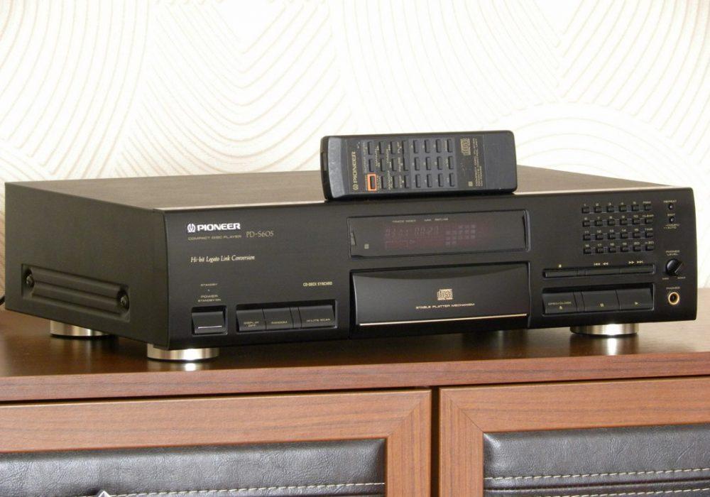 PIONEER PD-S605 CD播放机