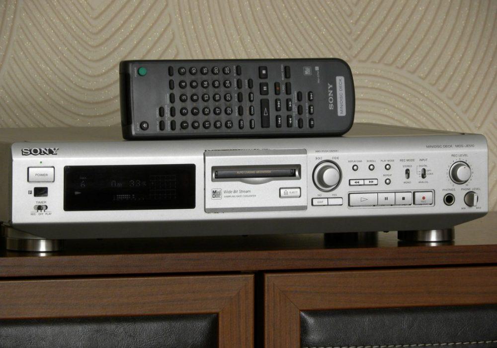 索尼 SONY MDS-JE510 MD播放机