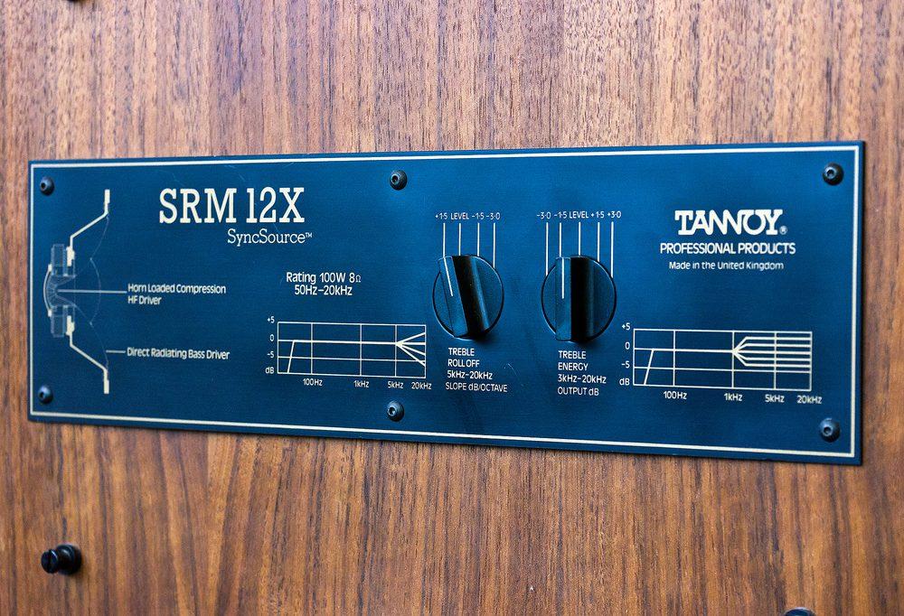 Vintage Speaker: TANNOY Super Red Monitor 12X