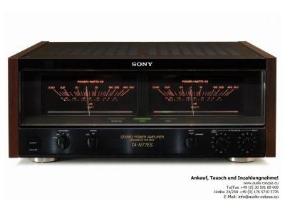索尼 SONY TA-N77ES 功率放大器