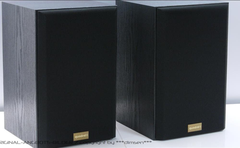 Quadral QLX110 书架箱