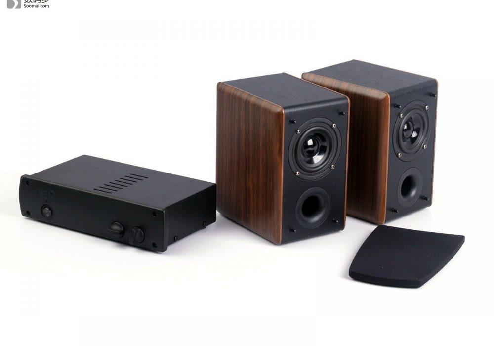 睿韵声学 Rhyme Acoustics MS88 音箱系统2011新版