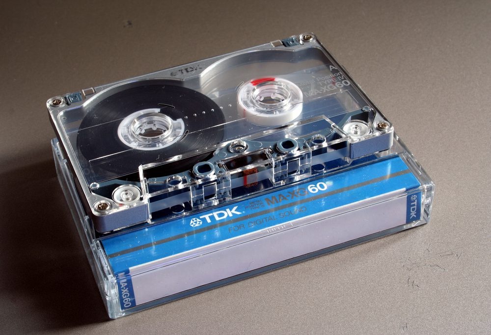 TDK MA-XG60 Compact Cassette Tape
