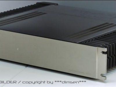 索尼 SONY TA-N86B 功放纯后级