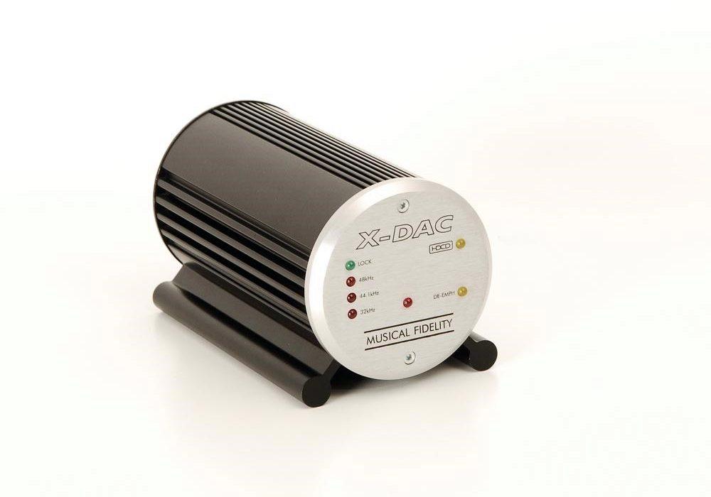 Musical Fidelity X-DAC HDCD