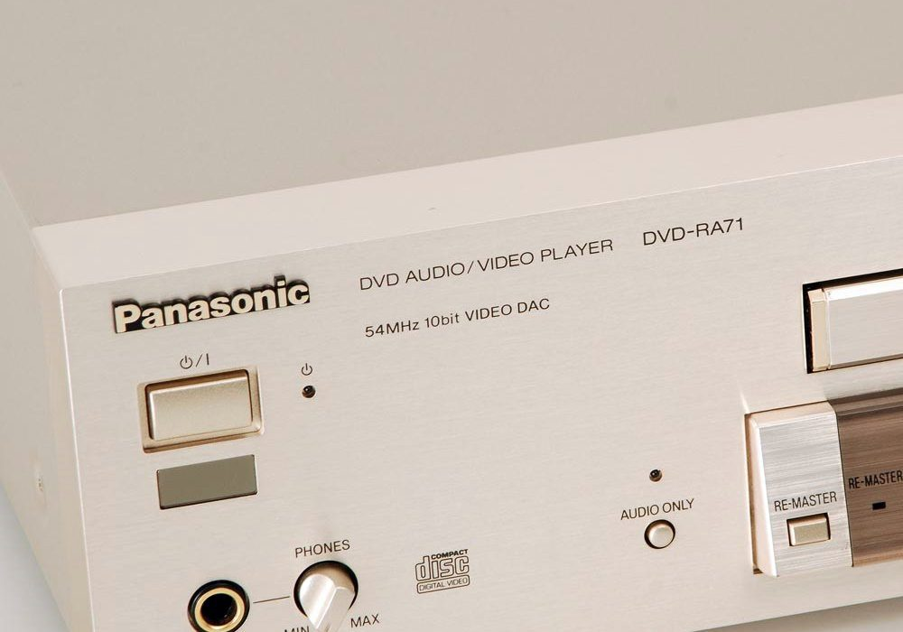Panasonic DVD-RA 71