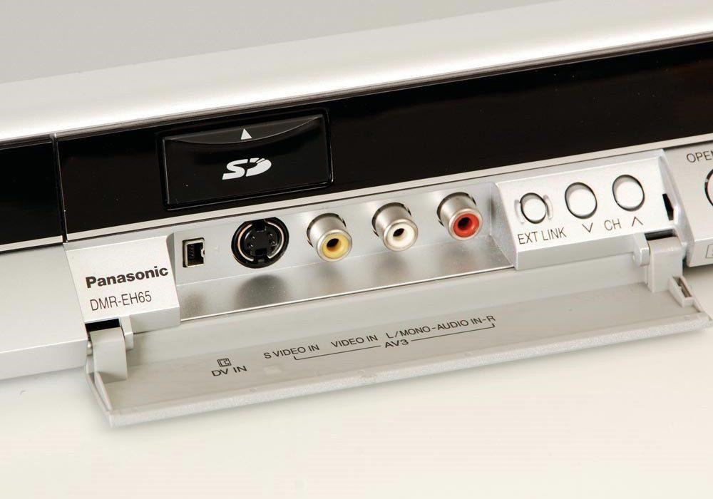 Panasonic DMR-EH65 DVD-Rekorder
