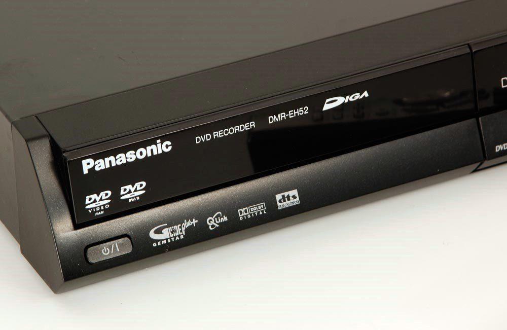 Panasonic DMR-E52 DVD-Rekorder