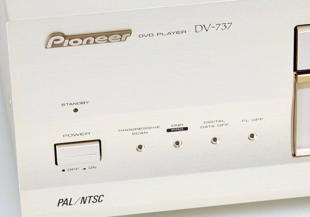 Pioneer DV-737
